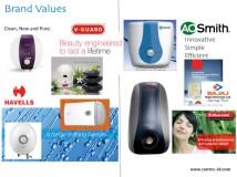 Brands Comparison